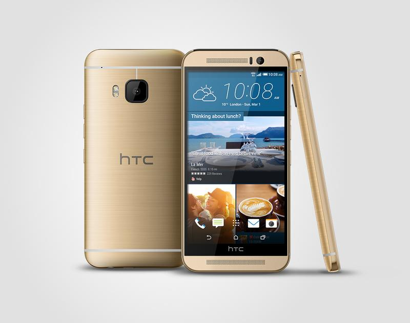 HTC One (M9) Phone
