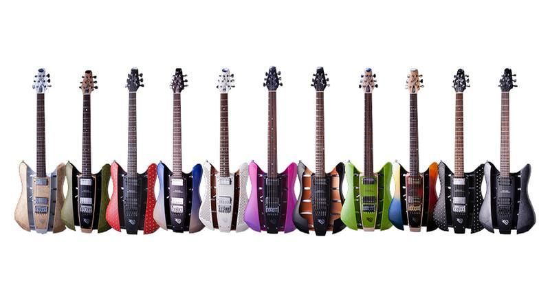 RKS Guitars 10th Anniversary Set