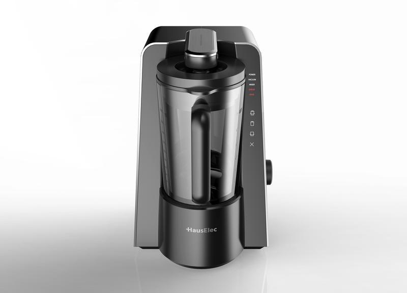 Hauselec Vacuum Mixer Front