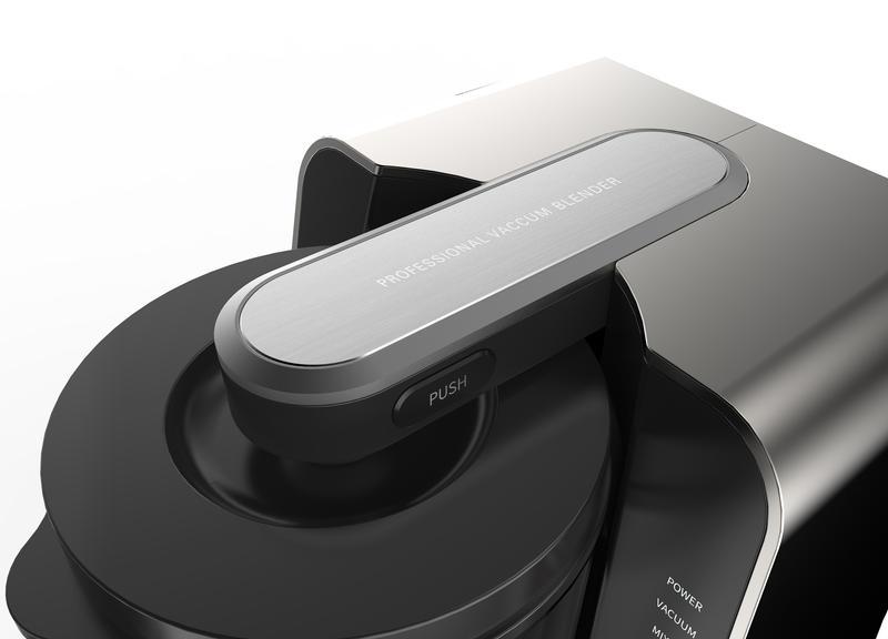 Hauselec Vacuum Mixer Top