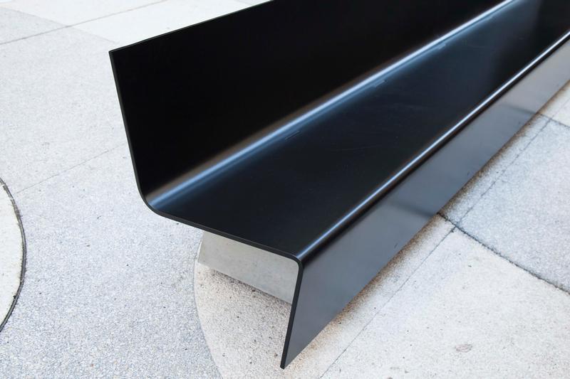 Bench Seat Detail