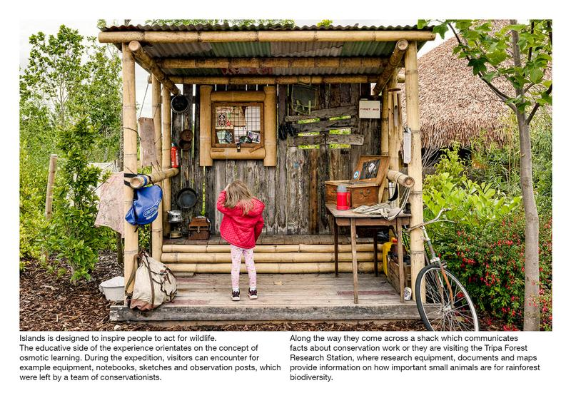 Education (c) Frank Roesner/dan pearlman Experience Architecture