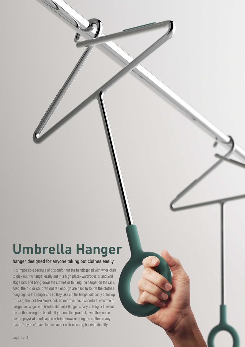 Umbrella Hanger
