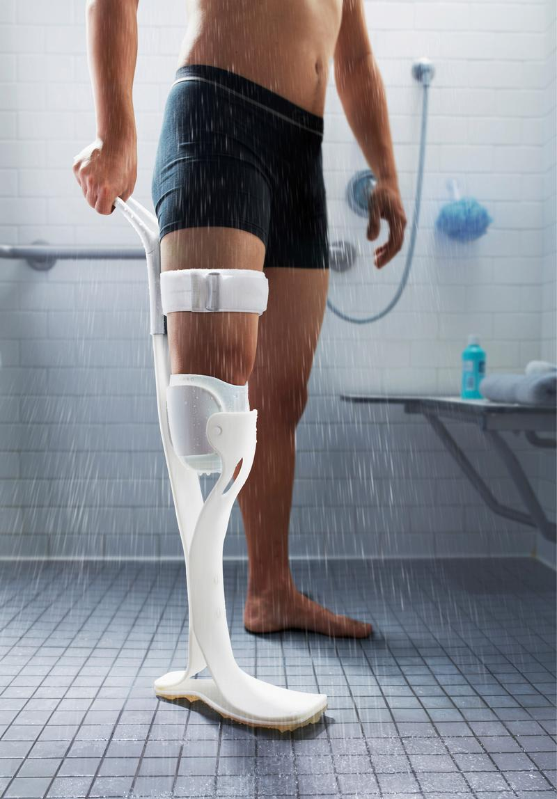 Lytra Shower Prosthetic Leg