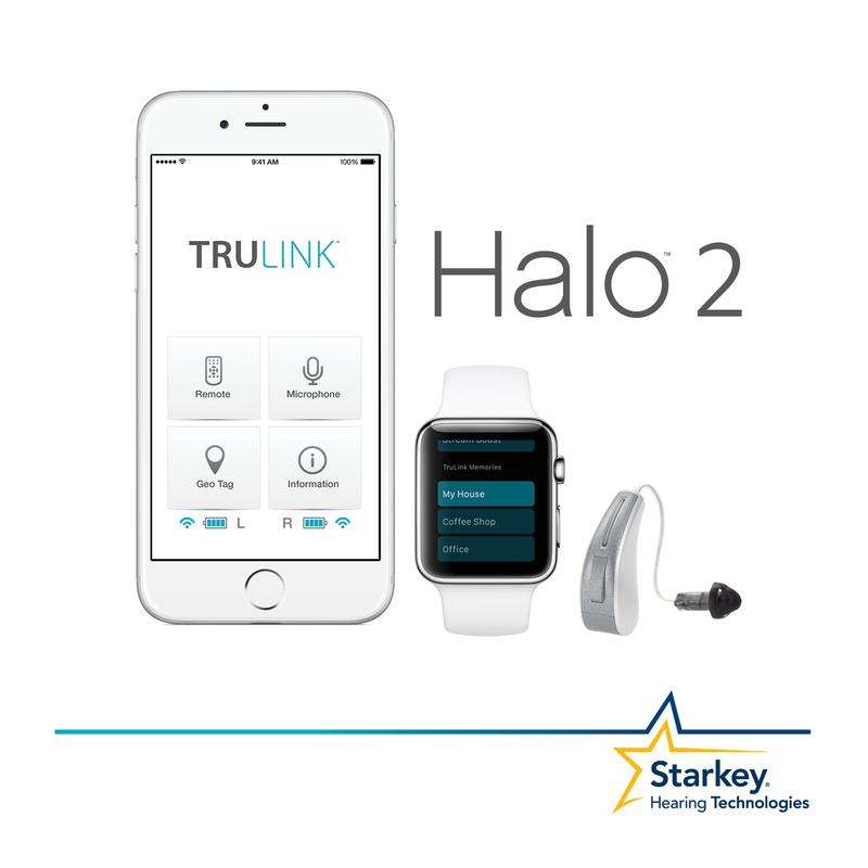 Halo 2 Hearing Aids