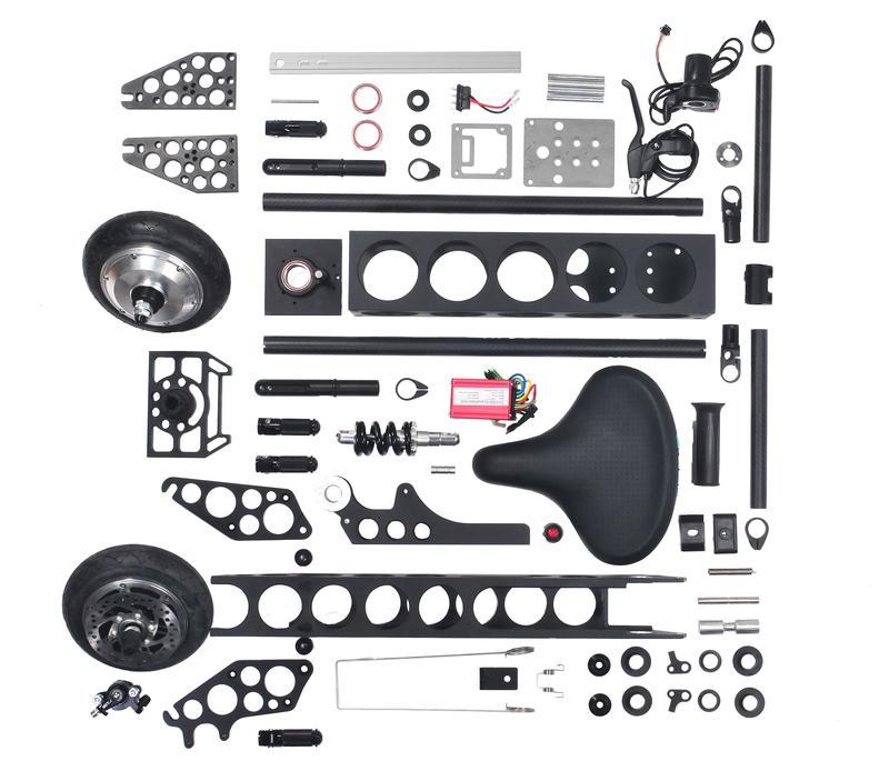 URB-E Component Parts
