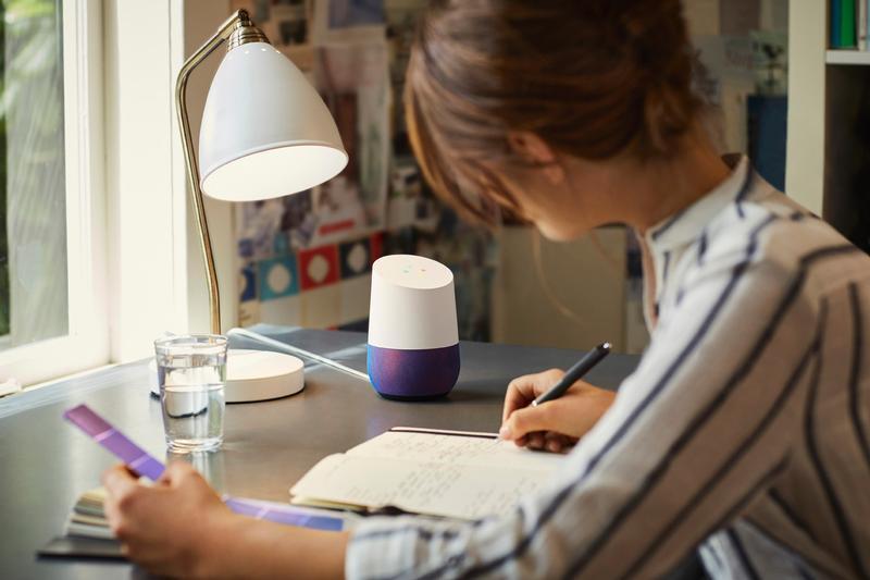 Google Home - desk