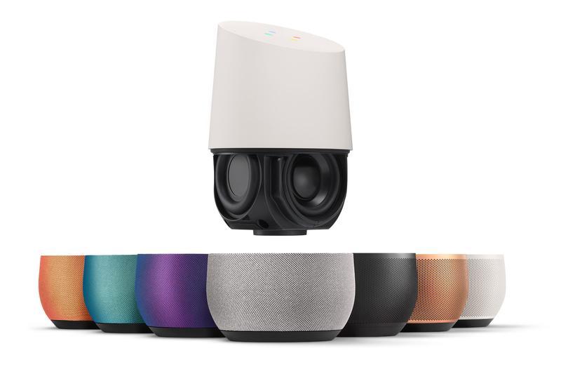 Google Home - bases