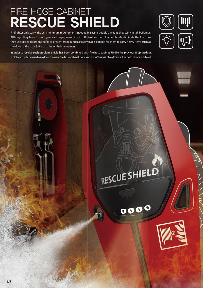 RESCUE SHIELD