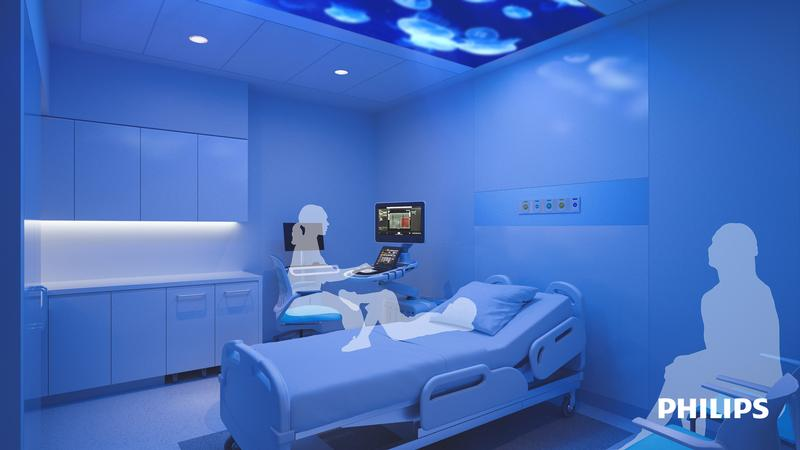 Reimagining Pediatric Experience for Radiology, Philips