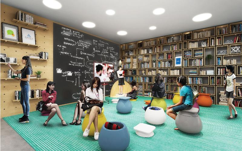 Shanghai Library Innovation Space