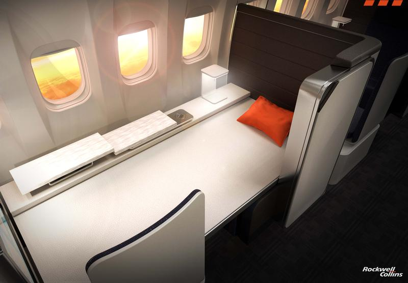 Valkyrie Business-class Bed