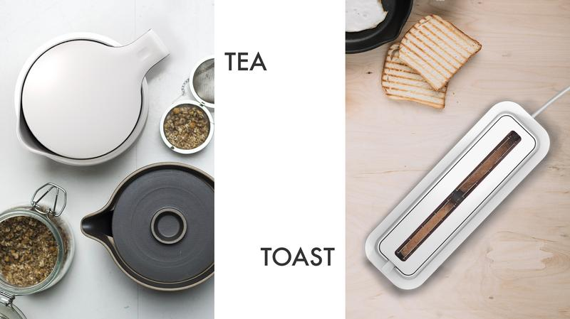 Design Family - Kettle and Toaster